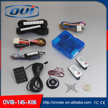 Cheap and economic Keyless entry system with car start stop system PKE system(China)