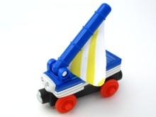 Wooden Thomas Train T123W SKIFF Thomas And Friends Trackmaster Magnetic Tomas Truck Car Locomotive Engine Railway Toys for Boys(China)