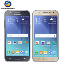 Original Samsung Galaxy J7 J700F J700H Dual Sim Unlocked Cell Phone octa core 2GB RAM 32GB ROM j7 phone