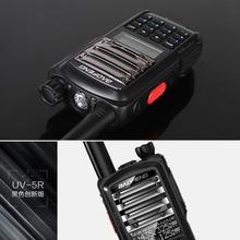 BaoFeng UV-5R 5W UHF/VHF Dual Band Two Way Radio 128channels FM/VOX/TOT/Dual Display/standby High/Middle/low Hf Ssb Transceiver(China)