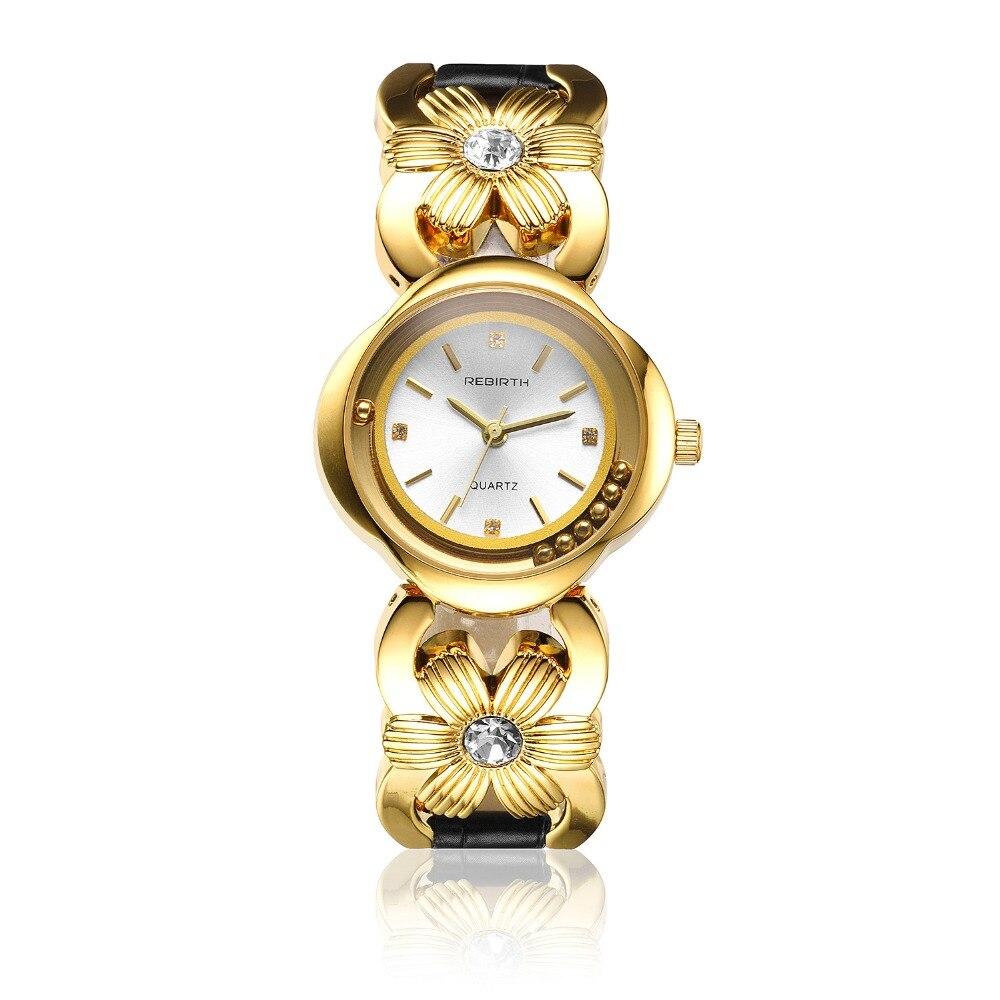 Valentins Day gifts for Friends Love REBIRTH Watches Women Quartz Watch Clock Jewelry Wristwatches Reloj Mujer 30BWaterproof<br><br>Aliexpress