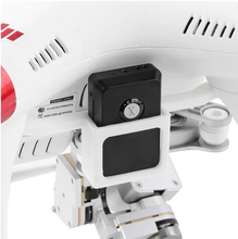 Phantom3 drone GPS black box remotely control locator GPS positioning anti-lost device GPS tracker for  phantom3