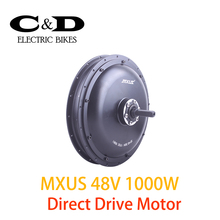 48V 1000W High Speed Brushless Hub Motor E-bike Motor Front and RearWheel Drive MXUS Brand