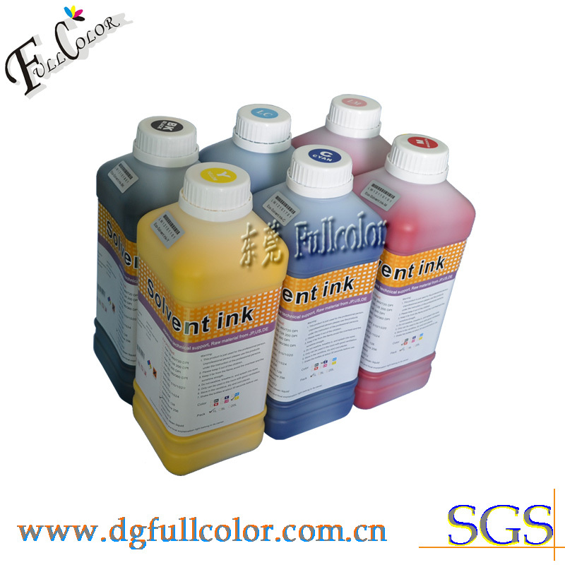 6 colors eco-solvent printer ink for HP Designjet 9000s eco-solvent inks<br><br>Aliexpress