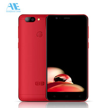 "Elephone P8 mini Octa Core 5.0"" Android7.0 Cellphone MT6750T 4G RAM 64G ROM 1920x1080 FHD Smartphone Finger ID OTG Mobile Phone(China)"