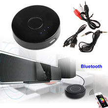 Multi-Point 3.5mm Bluetooth 4.0 Wireless LED 200 MAh Audio Transmitter Audio Signals Sender for TV DVD Hi-Fi Car Stereo L3FE