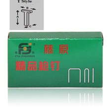 JINJU2 boxes  of  straight finish pin T style type Nail needle  for  3 way staple gun straight  pin 1box include 400 pcs of pins
