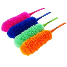1pc Multifunctional Household Cleaning Tools Microfiber Cleaning Duster Detachable Car Furniture Air-Condition Dust Cleaning(China)