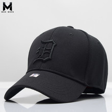 2017 New Polo Hat Casual Quick Dry Snapback Men Full Cap Hat Baseball Running Cap Sun Visor Bone Casquette Gorras(China)