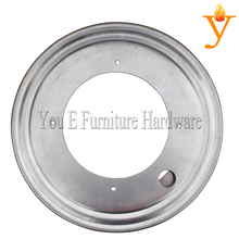 9 Inches Metal Round Swivel Plate Type Lazy Susan For Shelf E12(China)