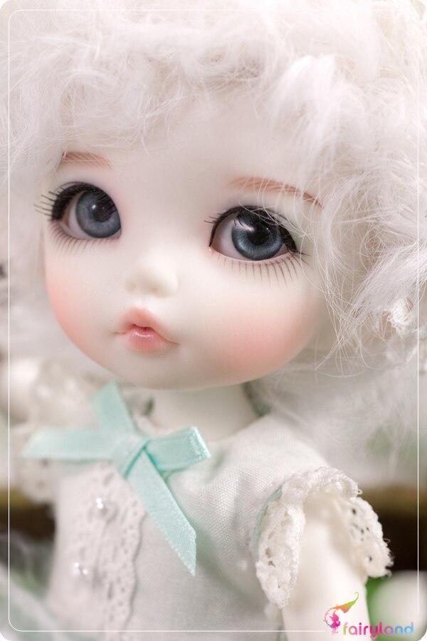 flash sale!free shipping!free makeup&amp;eyes!top quality bjd 1/8 baby doll 16cm fairyland pukifee Bonnie soom volks yosd hobbie toy<br><br>Aliexpress