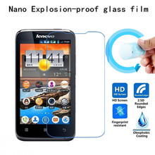 Buy Soft Explosion-proof Nano Protection Film Foil Lenovo A316 A316i Phone Film Screen Protector Tempered Glass for $1.49 in AliExpress store