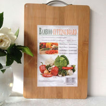 Newly high-quality durable food grade easy to clean Bamboo cutting board Q50(China)