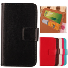 ABCTen Fashion wallet Bag Cell Phone case for BlackBerry Q5 4G LTE PU Leather protector Flip cover+Card Holder NEW