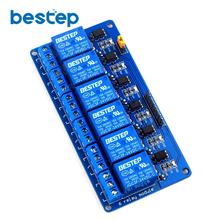 124V 6 Channel Relay Module Expansion Board Low level Triggered 6Channel Arduino - HY Electronic trade co., LTD store