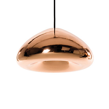 New   Pendant  Light 1 Light, Creative Iron Glass Coating G4 20W   Suitable for Sitting room dining-room bedroom to study<br><br>Aliexpress
