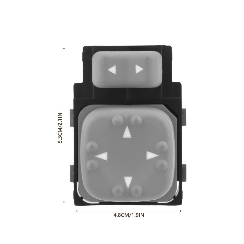 NEW POWER MIRROR SWITCH FOR BLAZER S10 BRAVADA JIMMY S-15 SONOMA PICKUP TRUCK