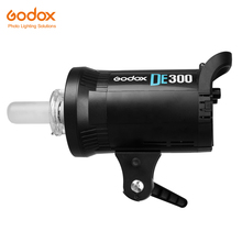 Godox DE300 300W Compact Studio Flash Light Strobe Lighting Lamp Head(China)