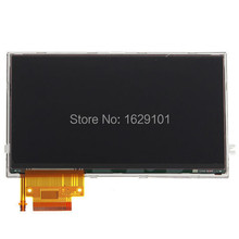 100% Good Working New LCD Display Screen For Sony PSP Slim 2000 2001 Replacement Repair Parts Free shipping