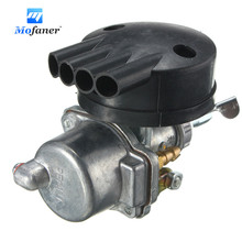 New Motocycle 49cc 60cc 66cc 80cc 2 Stroke Engine Motor Motorized Bicycle Bike Carburetor(China)