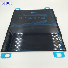 BTDCT New 8827mAh Li-ion Internal Battery Replacement for ipad 5 Air A1484 A1474 1475 0 Cycly with Repair Tools