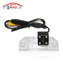 BW9045 170 Degree Wide Angle Rear View Camera for Ford Focus sedan 2009-2011 Night Vision Waterproof backup Parking Camera(China)