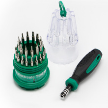 Free Shipping 31 in 1 Precision Handle Screwdriver set Mobile Phone Repair Kit Tools 7001