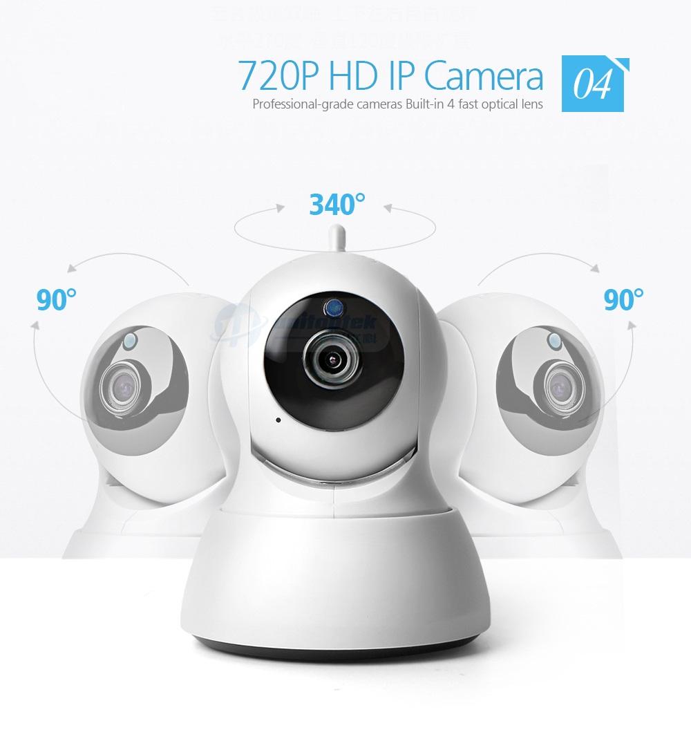 05 Wi-fi IP Camera