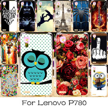 Buy Silicone Plastic Phone Case Lenovo P780 P 780 Housing Bag Cover DIY Painted Case Lenovo P780 P 780 Skin Shell Cover C for $1.28 in AliExpress store