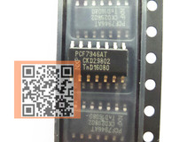 1pcs/lot PCF7946AT transponder chip for renault PCF7946 good quality