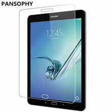 "Tablet Screen Protectors For Sumsung Galaxy Tab S3 9.7"" T820 T825 Tempered Glass 9H 0.3mm Clear Protective Film Explosion-proof(China)"