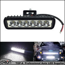 18W LED Work Light Spot Boat Driving Lamp 4WD Spotlight Daytime Running Lights Bar For Truck Tractor 4x4 Offroad SUV Trailer