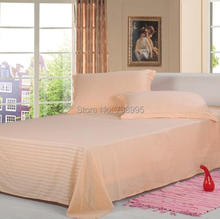 Home textile bed sheet set (fitted sheet + flat sheet + pillowcase) edredon king, queen, doubel, single bedding set bed clothes