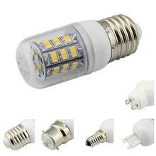 E14 E27 Led Bulb Light 12V 24V G9/B22 Energy Saving Lamp AC/DC 9V-30V E12/E26 48 SMD 2835 Home Lighting 5 Pcs/Lot