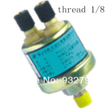 1/8 Mounting Thread Diesel Engine Oil Pressure Sensor / Diesel Generator Oil Pressure Sensor / Oil Sensor Plug(China)