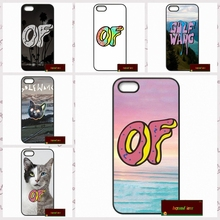 Ofwgkta Odd Future OF Golf Wang Phone Cases Cover For iPhone 4 4S 5 5S 5C SE 6 6S 7 Plus 4.7 5.5   UJ1130