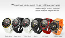 Original S99 Bluetooth Smart Watch MTK6580 Android 5.1 Smartwatch Clock Camera Pedometer Heart Rate GPS Cell Watch Phone