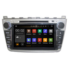 Runningnav Octa Core Android 6.0 Fit MAZDA 6 mazda6 /Ruiyi /Ultra 2008- Car DVD Player Navigation GPS Radio