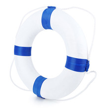 Summer Water Sport Accessory Life Buoy Swimming Ring Double Thicker Professional Children's Swimming Ring