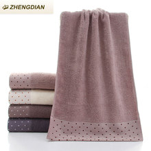 Zhengdian toalhas 100% Cotton sports towels bathroom High Absorbent quick drying towels Hand Face Towels air permeability towels