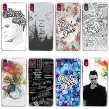 290GH Panic At The Disco Hard Transparent Case Cover for Lenovo S850 S850T S60 S90 A536 A328 A328T A1000 vibe p1(China)