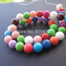 Stone Beads 6mm 8mm 10mm Mountain Stone Beads Mix Color  for jewelry making Fashion Accessoires