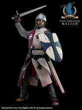 Pangaea Toy PG04A 1/6 The French Crusader General balian Collection Action Figure New Box(China)