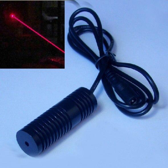 200mW RED Laser Module 650-660nm DC3-4.2V  I&lt;320mA Size: 20x60mm Copper+ Aluminum<br><br>Aliexpress
