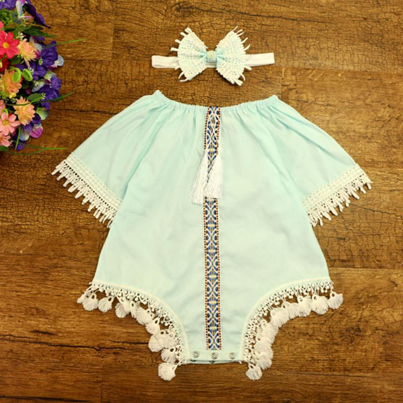 Exotic Baby Girl Romper with Tassel,Cotton Baby Girl Clothes Toddler Romper Baby Photography Props, #P2000<br><br>Aliexpress