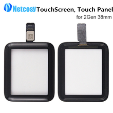 2 Gen Touch Screen Digitizer Front Touch Panel Glass Lens for Apple Watch series 2 38mm TouchScreen Replacement Spare Parts