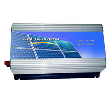 MAYLAR@ 45-90VDC ,1500W Solar Grid Tie Inverter Connect Solar Panel ,Hight Efficiency,180-260VAC, 50Hz/60Hz(China)