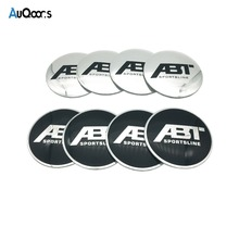 Buy 4pcs Car-Styling ABT refit car badge auto emblem 3D ABT logo wheel hub Stickers Car Sticker decal VW CC Polo passat b5 Golf for $2.49 in AliExpress store