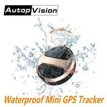 T8S Mini GPS Tracker Portable Personal GPS Trackers Locator With Google Maps SOS Alarm GSM GPRS for Kid Children Pet Dog Vehicle(China)