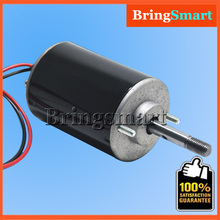 12 Volt DC Motor 3500rpm/7000rpm High Speed Motor 24V DC Motor Marshmallows Cotton Candy Motor Reversible Adjustable Speed